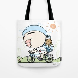 K YOUNG-OUTING(2) Tote Bag