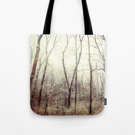 Winter Woods #1 Tote Bag