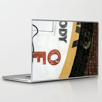 the office Laptop & iPad Skins featuring Body Office by Shy Photog