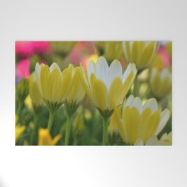May Flowers For Mom Welcome Mat