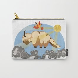 The Flying Duo Carry-All Pouch