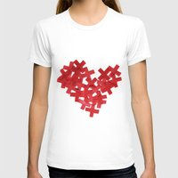 medicine T-shirts featuring medicine heart by bugo
