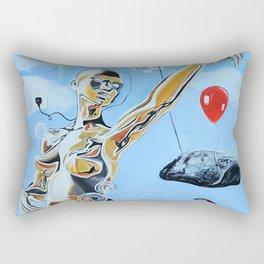 cuz i been thinkin bout 4eva Rectangular Pillow