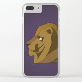 leo.jo Clear iPhone Case