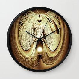 """Angel's Released"" Wall Clock"