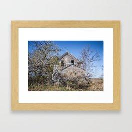 Adam Hoffman Homestead 11 Framed Art Print