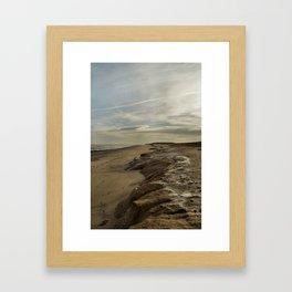 Kilnsea  Framed Art Print
