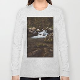 Cool & fresh - Landscape and Nature Photography Long Sleeve T-shirt