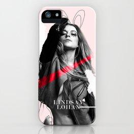 Saint Lohan iPhone Case