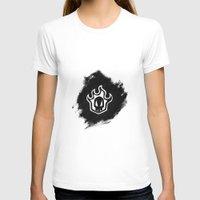 bleach T-shirts featuring Bleach BW 6 by Bradley Bailey