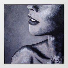 Profile Canvas Print