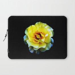 Blossom... (Yellow) Laptop Sleeve