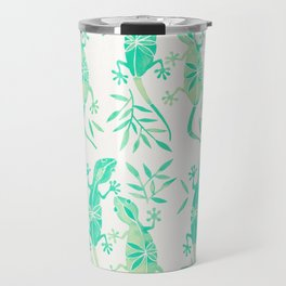 Geckos – Mint Palette Travel Mug