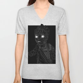 BabyGroot, GuardiansOfTheGalaxy Unisex V-Neck