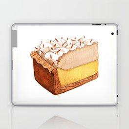 Coconut Cream Pie Slice Laptop & iPad Skin