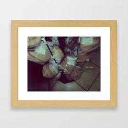 cucas Framed Art Print