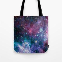 space Nebula Tote Bag