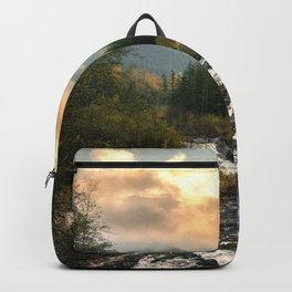 The Sandy River I - nature photography Backpack