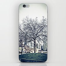 The Urban Giving Tree iPhone & iPod Skin