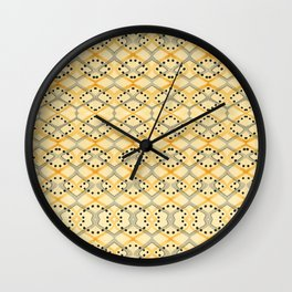 Currency IV Wall Clock