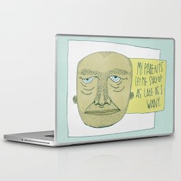 One Lucky Dude Laptop & iPad Skin