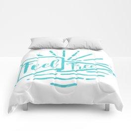 Feel Free Comforters