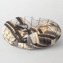 Distance All Around – Rundherum Ferne Floor Pillow
