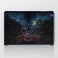 castlevania iPad Cases featuring Castlevania: Vampire Variations- Gates by LightningArts