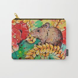Field Mouse Carry-All Pouch