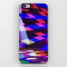 Night Light 102 iPhone & iPod Skin