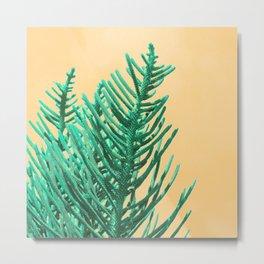 Emerald Pine Metal Print