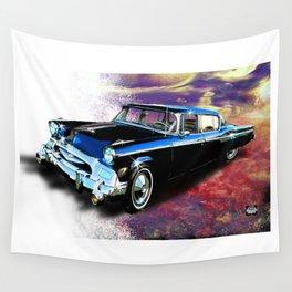 1955 Studebaker President Wall Tapestry