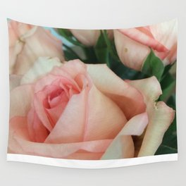 Smell the Roses Wall Tapestry