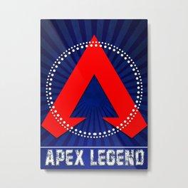 Apex Legend Metal Print