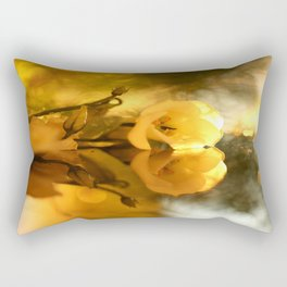 Flower Reflection #decor #society6 #buyart Rectangular Pillow