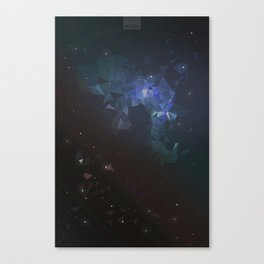 The Plan Canvas Print