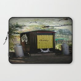 Dunny - Outback Queensland Humour :) Laptop Sleeve