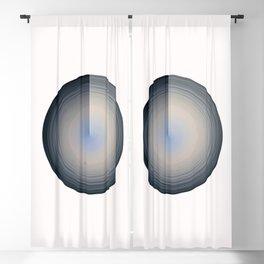 Sea Scape Lens Blackout Curtain