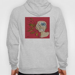 Frazzled Hag (color) Hoody