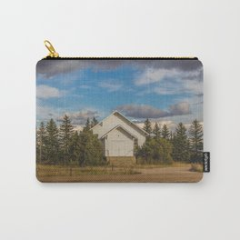 Church, Wabek, North Dakota 2 Carry-All Pouch