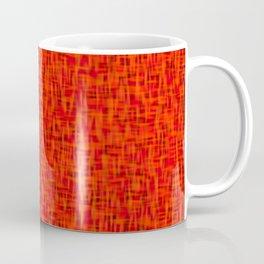 woven fire Coffee Mug
