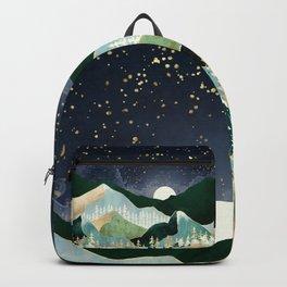 Spring Night Vista Backpack