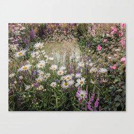 Garden of Eden I Canvas Print