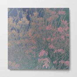 Capricious Floral II Metal Print