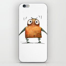 Undroid Robot iPhone Skin