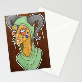 Disgusted Stationery Cards