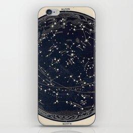 Constellation Chart iPhone Skin