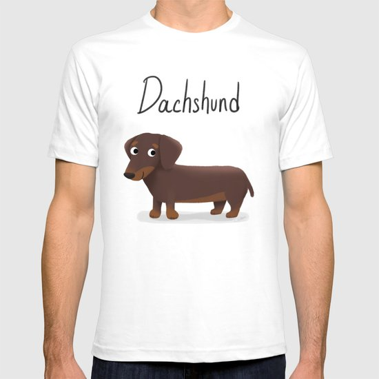 Dachshund - Cute Dog Series T-shirt
