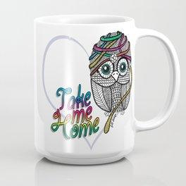 Adorable Owl Coffee Mug