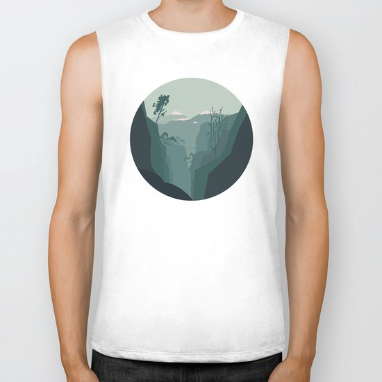 My Nature Collection No. 32 Biker Tank